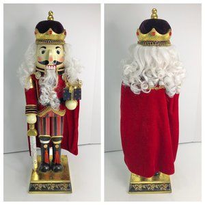 Bombay 2006 exclusive nutcracker King with sword
